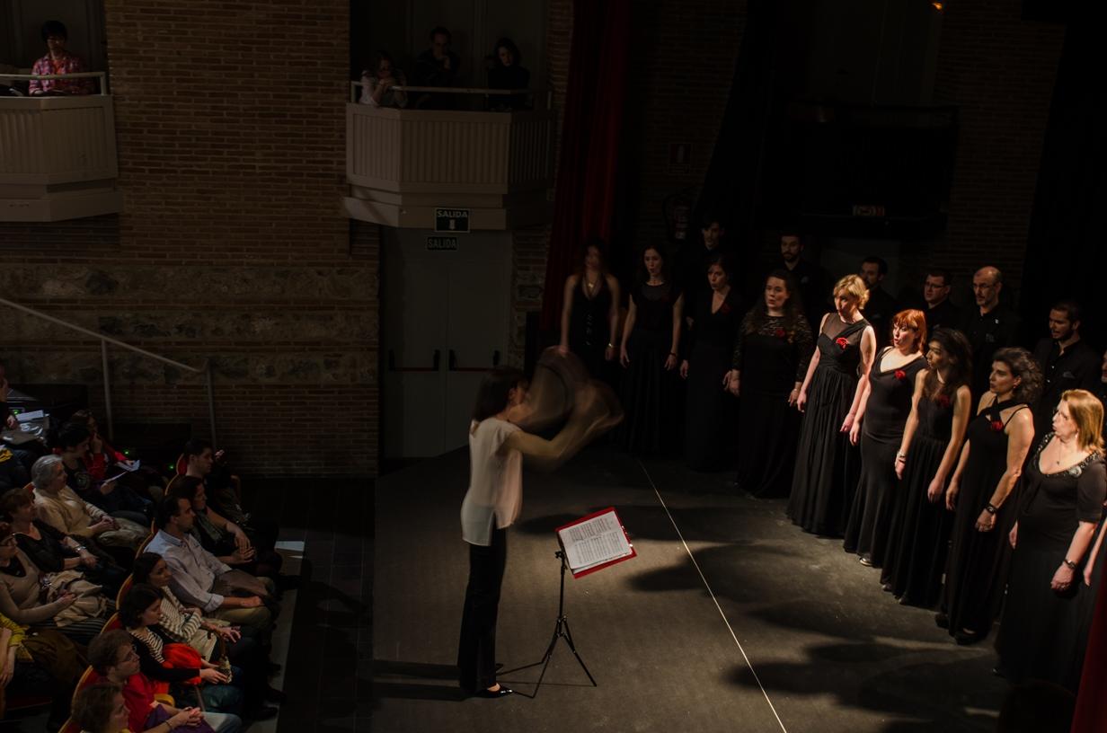 Teatro Casa de Vacas – El Retiro (Madrid)