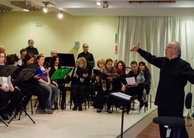 Coro de Cámara de Madrid, 10/04/2016.