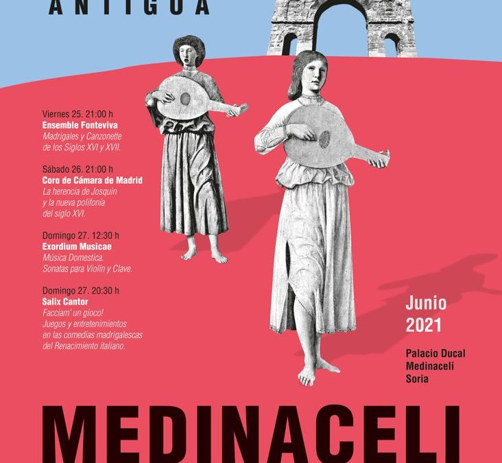 Medinaceli Música Antigua MMA